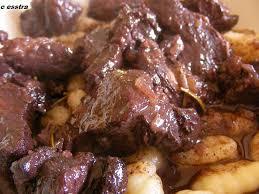 comment cuisiner du sanglier recette de gibier la daube de sanglier c esstra