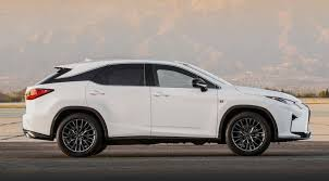 lexus jeep 2016 seven seat option for lexus rx suv to be announced soon