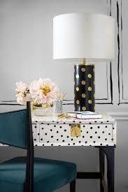 decoration bureau york ikea hack een bureau geïnspireerd op de kate spade home collection