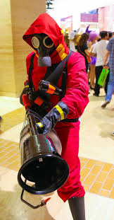 Team Fortress 2 Halloween Costumes Team Fortress 2 Pyro Cosplay Oscarg1 Tf2 Team