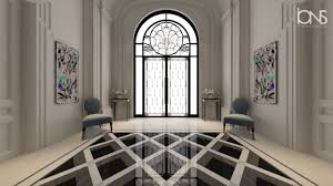 home interior design companies in dubai ions design best interior design company in dubai lobby area