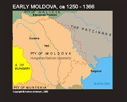 Present Day Ottoman Empire Moldova History