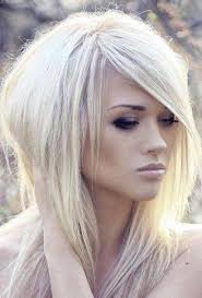 medium length swing hair cut edgy long bob haircuts popular long hairstyle idea