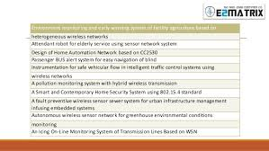 design of home automation network based on cc2530 wireless communication projects in chandigarh