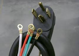 how to change a 4 prong dryer cord and plug to a 3 prong dengarden