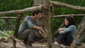 the maze runner film interview the maze runner stars reveal what was just not