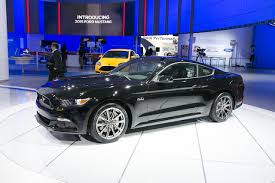 Black 2015 Mustang Official Ford Beings Accepting Orders For The 2015 Mustang