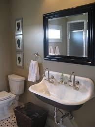 Kohler Bathroom Mirrors by Brockway Kohler Brockway Wash Sink And Cannock Faucet By Kohler