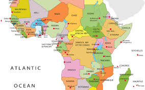 africa map in maps for africa why they matter pambazuka news