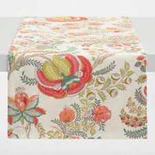 cheap coral table runners tablecloths table runners world market