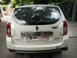 renault cars duster used renault duster diesel 110ps rxz amt in new delhi 2012 model