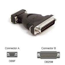 f2l088 25 serial 9pin to 25pin adapter at tigerdirect
