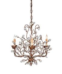Small Chandeliers For Bedroom Decoration Ideas Gorgeous Small Bedroom Chandelier With Brown Iron
