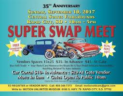 Black Hills Super Swap Meet Home