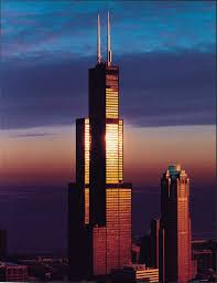 willis tower chicago ad classics willis tower sears tower som archdaily