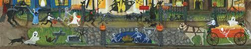 halloween art prints iva wilcox iva s creations iva wilcox folk art inspired by 17