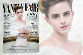 Vanity Vanity All Is Vanity Cover Story Emma Watson Rebel Belle Vanity Fair