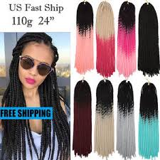 crochet hair extensions premium synthetic hair braid crochet hair extensions braiding hair