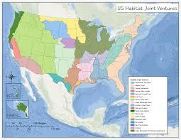 Waterfowl Migration Map U S Fish U0026 Wildlife Service Migratory Bird Program Conserving