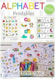 109 best preschool printable activities learning images on