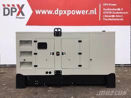 used volvo tad1341ge 330kva dpx 17706 diesel generators year