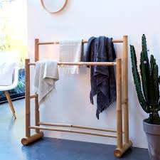 Colonne Salle De Bain Bambou by Accessoires Salle Bain Bambou Pas Cher Accessoire Bambou