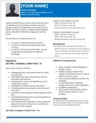 director of finance resume finance manager resume templates for ms word resume templates