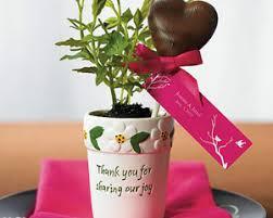 personalized flower pot mini flower pots set of 6