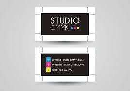 Free Design Business Cards Free Business Card Vector Design For Printery Download Free