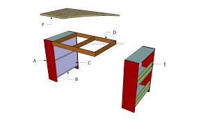Desk Plans by Kids Desk Plans Myoutdoorplans Free Woodworking Plans And