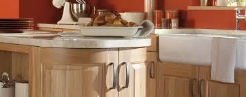 Natural Oak Kitchen Cabinets Burbidge Kinsale Traditionally Modern Solid Oak Kitchen Door