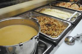 locals make thanksgiving meal at fairborn senior center possible