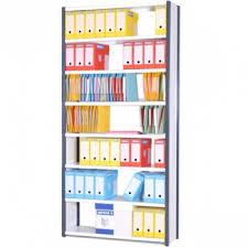 rayonnage bureau rayonnage de bureau hauteur 2000 mm largeur 1200 mm métallique