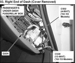 acura cl fuse box acura mdx fuse box wiring diagrams online