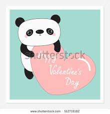 Panda Baby Shower Invitations - baby shower invitation cute animal stock vector 501582742