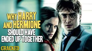 Harry Potter Hermione Why Harry Potter And Hermione Should Have Ended Up Together Youtube