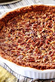 best pecan pie with pecan graham cracker crust carlsbad cravings