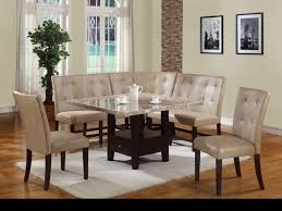 dining room awesome square dining room table sets with beige