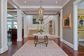 White Foyer Table Tampa Marble Top Foyer Table Entry Traditional With Wood Double