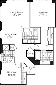 Essex Skyline Floor Plans Olympus Apartments In Belltown 2801 Western Avenue