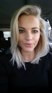 can fine hair be cut in a lob blondespiration hair pinterest mid length hair and time for