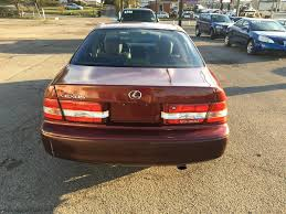 lexus for sale memphis lexus es 300 sedan in tennessee for sale used cars on buysellsearch