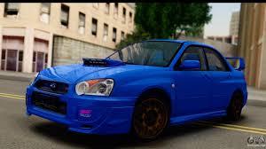 Subaru Impreza For Gta San Andreas U2014 Page 9