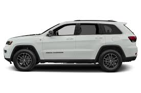 2017 jeep grand cherokee overview cars com