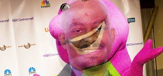 barney dinosaur unmasked channel24