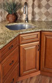 Corner Kitchen Sink Cabinets Smartness Ideas Corner Kitchen Sink Cabinet Stunning Design Best