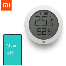 bluetooth thermostat xiaomi mijia digital smart wireless thermostat accuracy temperature