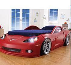 cool racing car bedroom furniture for kids