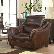 Leather Sofas  Sectionals Costco - Leather chairs living room