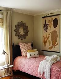 Dark Accent Wall In Small Bedroom Awesome Eclectic Bedrooms Small Bedroom Accent Wall Home